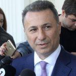 Оставката на Груевски доставена пред два дена во Собранието