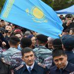 Уапсени речиси 4000 учесници на протестите во Казахстан