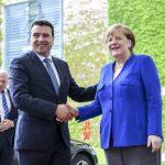 (Видео) Меркел: Германија во септември ќе одобри старт на преговорите на ЕУ со Северна Македонија