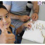 КРОШУ деца – Фабриката за кабли Кромберг & Шуберт исполнета со детски џагор