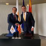 Северна Македонија воспостави дипломатски односи со Кипар