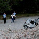 """Уапсени албански новинари поради лажната вест """"Се предвидува силен земјотрес, еве во колку часот"""""""