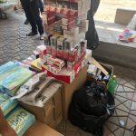 Запленети 35 килограми режан тутун и 2.000 кутии цигари