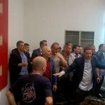 Осум судии изземени да го оценуваат обвинението за организаторите на упадот од 27 април