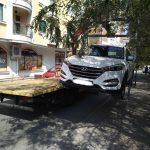 За една недела казнети 333 возачи за непрописно паркирање во општина Центар