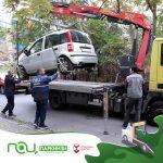 Казнети 350 непрописно паркирани возила во Центар