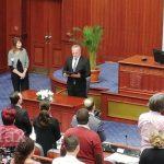 Зеќир Рамчиловиќ изгласан за потпретседател на Собранието
