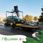 ПОЦ: Отстранети 266 непрописно паркирани возила од јавните површини