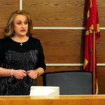 Судијката Димишкова на распит кај Русковска