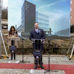 Одбележан стартот на изградба на новиот објект за крим-техника, со современа форензичка лабораторија на МВР