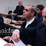 Боки 13 се пожали на здравствената состојба, судијката го опомена дека ќе го извади од судницата