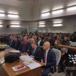 Судијката го прекина Талевски, кој 15 минути зборуваше пред судот за успесите на Општина Битола