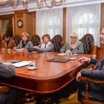 Спасовски на средба со Здружението на судиите: Преку дијалог ќе дојдеме до решенија од интерес на судиите и судството