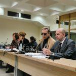 Стефанова тврди дека Јанева со висок тон им се обраќала на обвинителите барајќи спогодби за Камчев