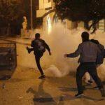 Уапсени 59 демонстранти во судирот со полицијата во Либан