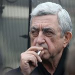 Поранешниот претседател на Ерменија на суд за корупција