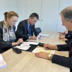 Жерновски-Буриќ: Советот на Европа го поздравува донесувањето на Законот за ЈО