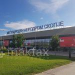 Од утре на полноќ ќе биде затворен Меѓународниот Аеродром Скопје