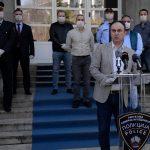 Полицијата чува 3.787 луѓе во самоизолација