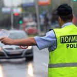 Тепачка на булевар Јане Сандански поради недоразбирање во сообраќајот
