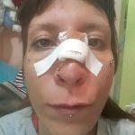 Активистката Моника Ристеска објави дека татко ѝ сакал да ја убие, полицијата го уапси