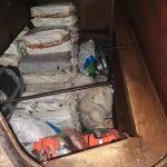 Запленет брод со пет тони кокаин наменет за которски клан