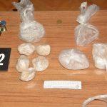 Хероин прoнајден при проверка на автомобил за време на полицискиот час