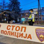 Приведени 22 лица што го прекршиле полицискиот час