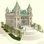 Повторно поништено одобрението за изградба на шпанските скали во Скопје