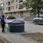Комунални редари на терен ќе ги едуцираат скопјани како се користат полуподземни контејнери