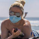 За два дена казнети 216 лица кои на плажа во Охрид биле без маска