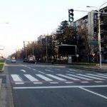 """Автомобил удри во пешак на """"Партизанска"""" и побегна"""