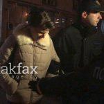 Актерката Стојановска и нејзиниот поранешен сопруг пред судот не признаа вина за трговија со кокаин