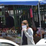 Казни за 147 лица поради неносење маски во Охрид, Струга и во Кичево