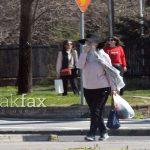 Санкционирани 392 лица поради неносење маски