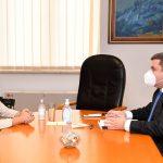 Маричиќ и Русковска разговараа за кадровско зајакнување на Обвинителството за поефикасна борба со криминалот