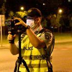Полицијата вчера казнила 376 возачи во Скопје