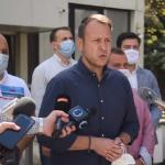 (Видео) ВМРО-ДПМНЕ поднесе тужби до Управниот суд за верификација на мандатите на новите осум пратеници