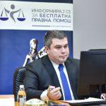 Промовирана веб-страница за правна помош – Маричиќ ги охрабри граѓаните да побараат бесплатна правна помош