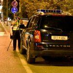 Казнети 339 возачи во Скопје, од кои 108 за брзо возење