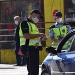За еден месец казнети над 16.000 возачи во Македонија