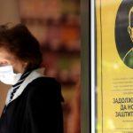 За 24 часа 704 пријави за неносење маска за лице