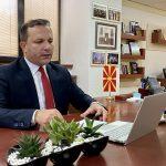 (Видео) Спасовски: Поради пандемијата, интервјуата со барателите на азил се спроведуваат онлајн