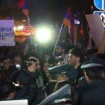 Апсења во Ерменија пред денешниот протест против договорот со Азербејџан