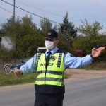 За непрописно возење казнети 101 возач во Скопје
