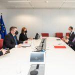 Маричиќ во Брисел: Посветени на европската агенда, засилено спроведуваме реформи