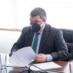 Маричиќ потпиша правилник за зголемување на платите на судската полиција