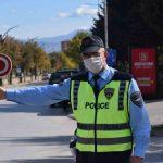 Казнети 164 возачи во Скопје, 14 возеле без возачка дозвола