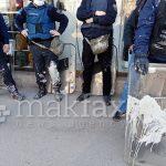 """Обвинение за уште едно лице за учество во протестите за """"Монструм"""""""