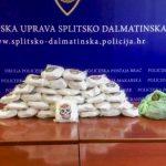 (Видео) Најголема заплена на амфетамини во Хрватска, пронајдени 35 килограми дрога